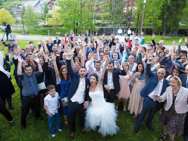 Le mariage de Laurent et Vanessa à Cluses, Haute-Savoie 42