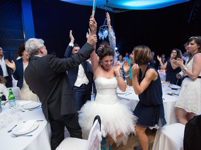 Le mariage de Laurent et Vanessa à Cluses, Haute-Savoie 46