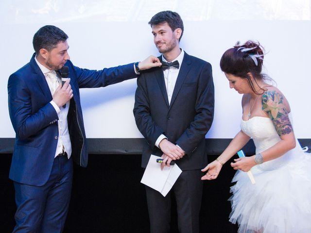 Le mariage de Laurent et Vanessa à Cluses, Haute-Savoie 48