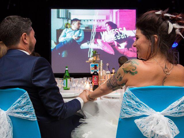 Le mariage de Laurent et Vanessa à Cluses, Haute-Savoie 50