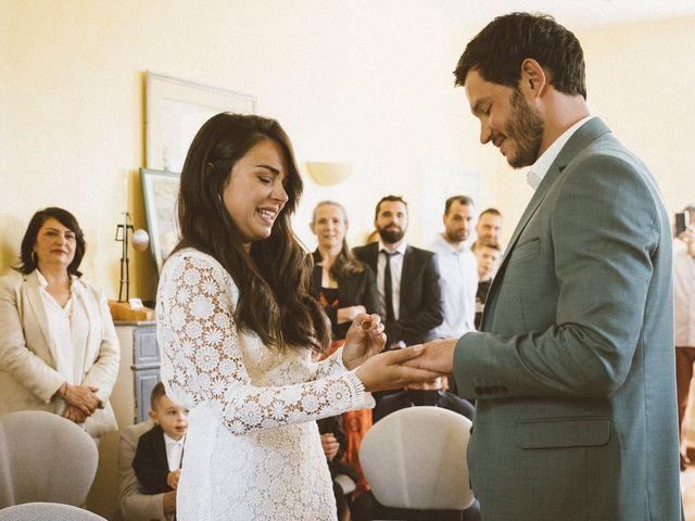 Le mariage de Damien et Adélie à Villefranche-de-Rouergue, Aveyron 4