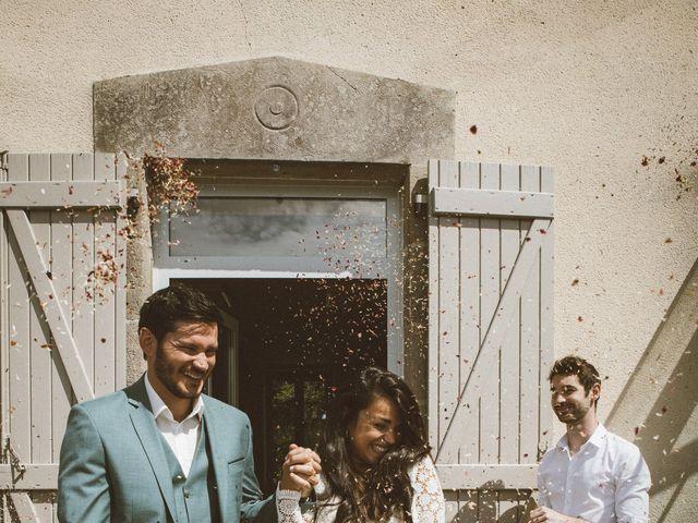 Le mariage de Damien et Adélie à Villefranche-de-Rouergue, Aveyron 5