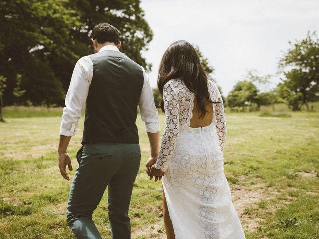 Le mariage de Damien et Adélie à Villefranche-de-Rouergue, Aveyron 14