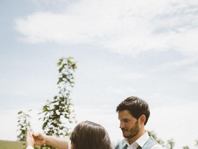 Le mariage de Damien et Adélie à Villefranche-de-Rouergue, Aveyron 15