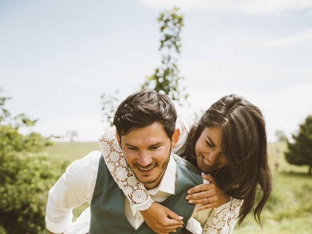 Le mariage de Damien et Adélie à Villefranche-de-Rouergue, Aveyron 1