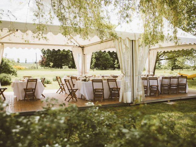 Le mariage de Damien et Adélie à Villefranche-de-Rouergue, Aveyron 7