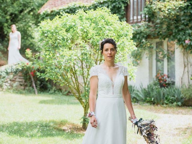 Le mariage de Maeva et Julie à Vendoeuvres, Indre 8