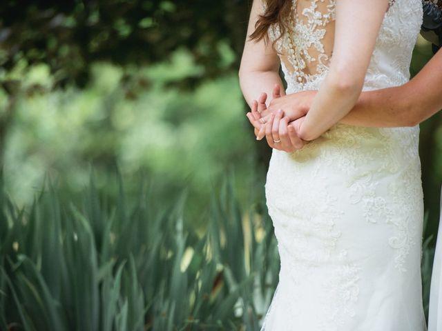 Le mariage de Maeva et Julie à Vendoeuvres, Indre 9