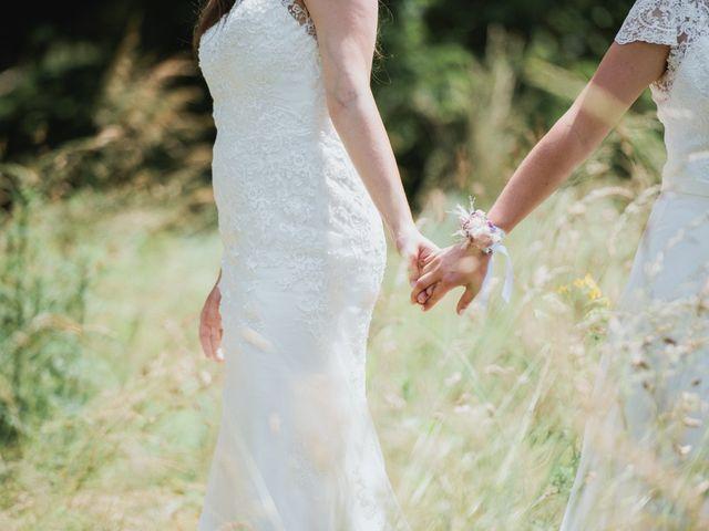 Le mariage de Julie et Maeva