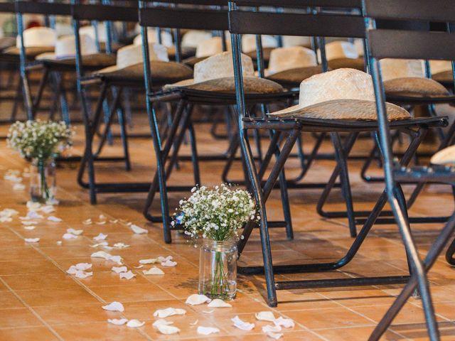 Le mariage de Maeva et Julie à Vendoeuvres, Indre 15