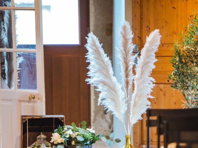 Le mariage de Maeva et Julie à Vendoeuvres, Indre 17