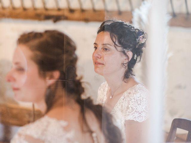 Le mariage de Maeva et Julie à Vendoeuvres, Indre 22