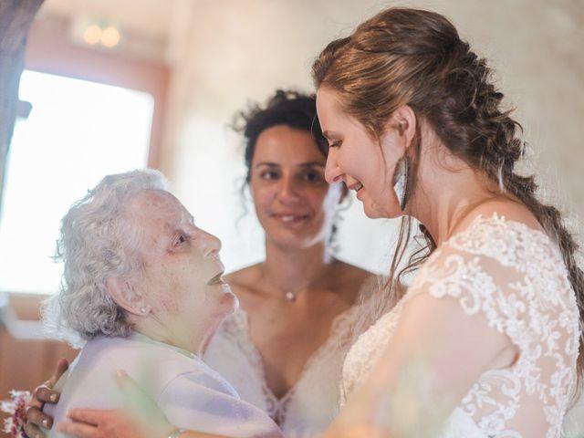 Le mariage de Maeva et Julie à Vendoeuvres, Indre 24