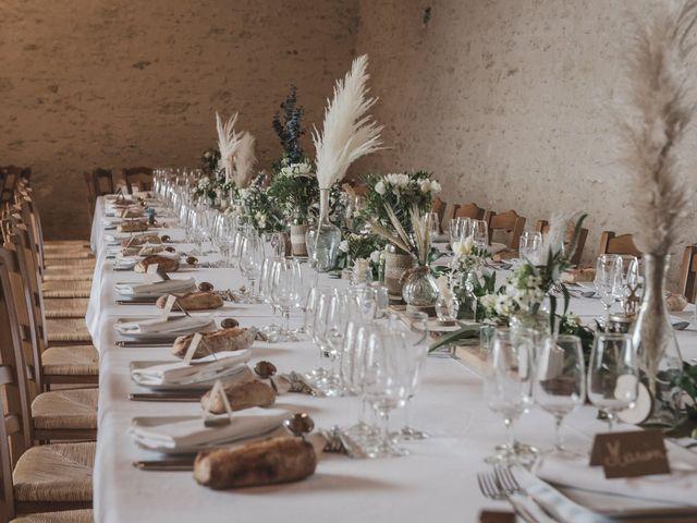 Le mariage de Maeva et Julie à Vendoeuvres, Indre 30