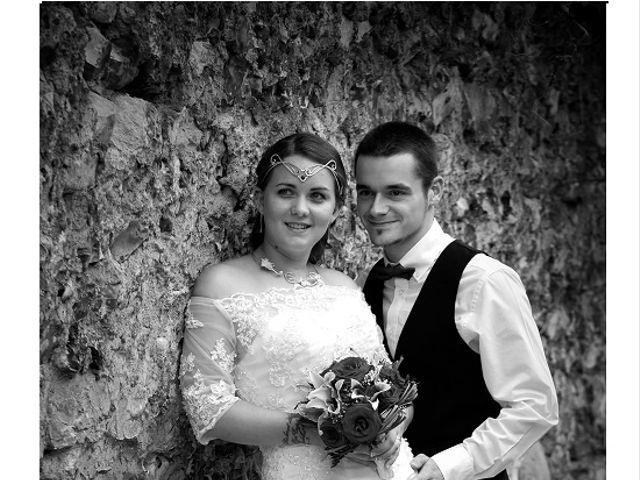 Le mariage de Audrey et Yohann à Gasny, Eure 3