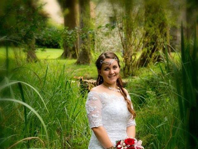 Le mariage de Audrey et Yohann à Gasny, Eure 4