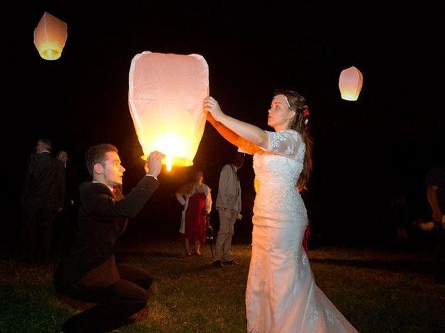 Le mariage de Audrey et Yohann à Gasny, Eure 6