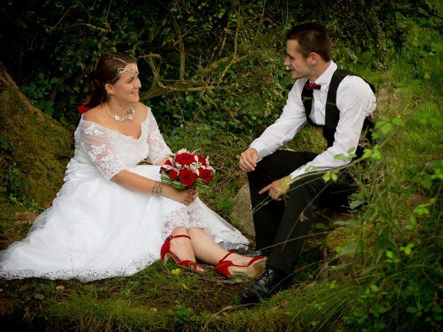 Le mariage de Audrey et Yohann à Gasny, Eure 11