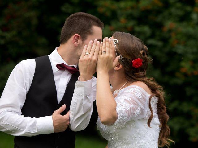 Le mariage de Audrey et Yohann à Gasny, Eure 13