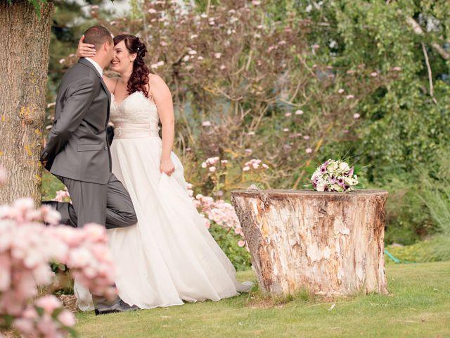 Le mariage de Florian et Jessica à Messimy, Rhône 28