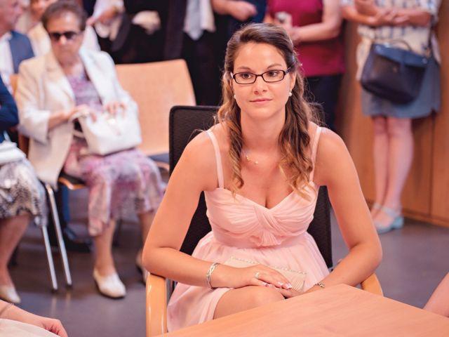 Le mariage de Florian et Jessica à Messimy, Rhône 37