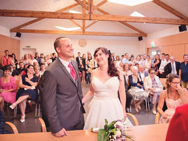 Le mariage de Florian et Jessica à Messimy, Rhône 38