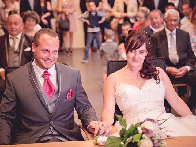 Le mariage de Florian et Jessica à Messimy, Rhône 41
