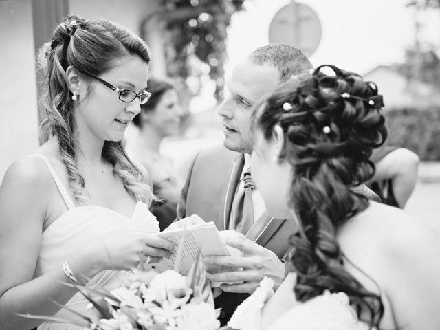 Le mariage de Florian et Jessica à Messimy, Rhône 42