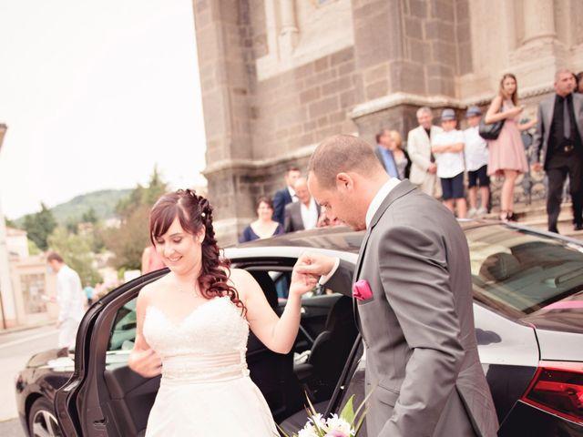 Le mariage de Florian et Jessica à Messimy, Rhône 44