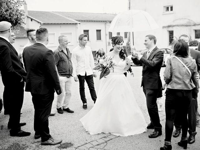 Le mariage de Florian et Jessica à Messimy, Rhône 45