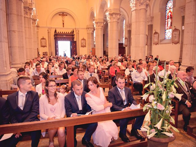 Le mariage de Florian et Jessica à Messimy, Rhône 50