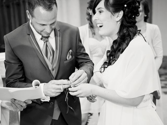 Le mariage de Florian et Jessica à Messimy, Rhône 52
