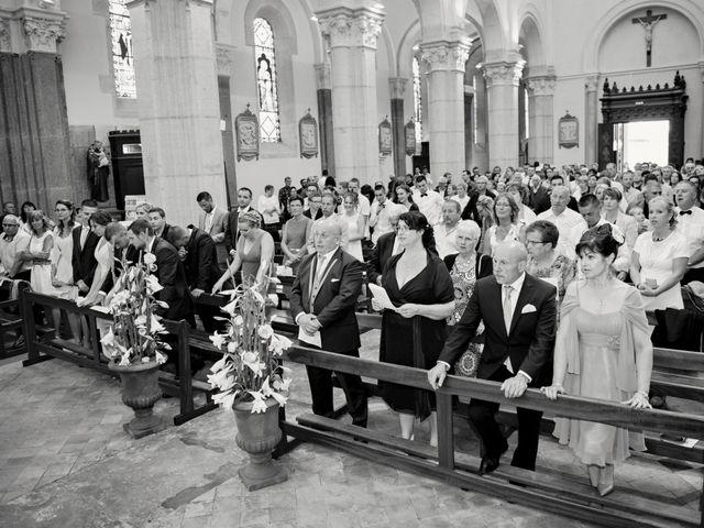 Le mariage de Florian et Jessica à Messimy, Rhône 57