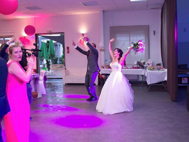Le mariage de Florian et Jessica à Messimy, Rhône 71