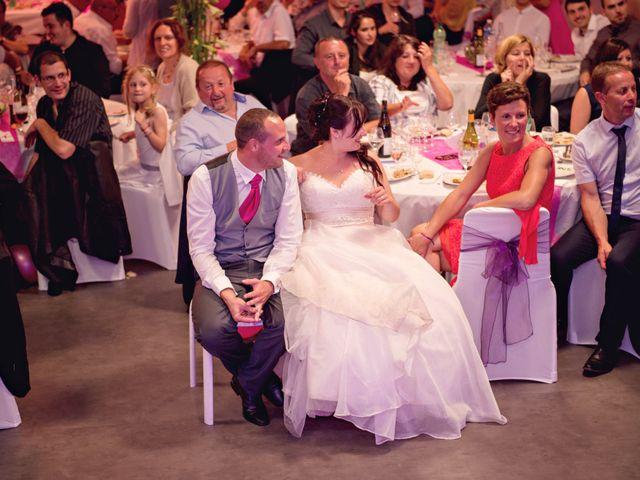 Le mariage de Florian et Jessica à Messimy, Rhône 77