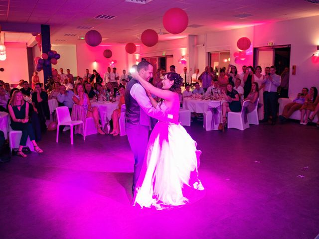 Le mariage de Florian et Jessica à Messimy, Rhône 79