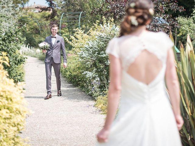 Le mariage de Guillaume et Sandra à Carla-Bayle, Ariège 10