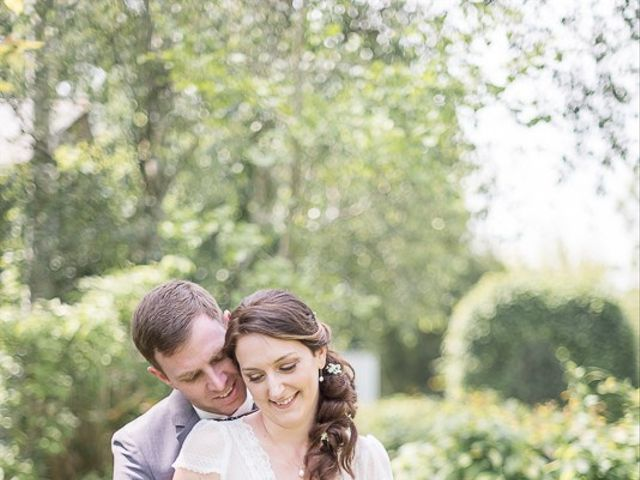 Le mariage de Guillaume et Sandra à Carla-Bayle, Ariège 11