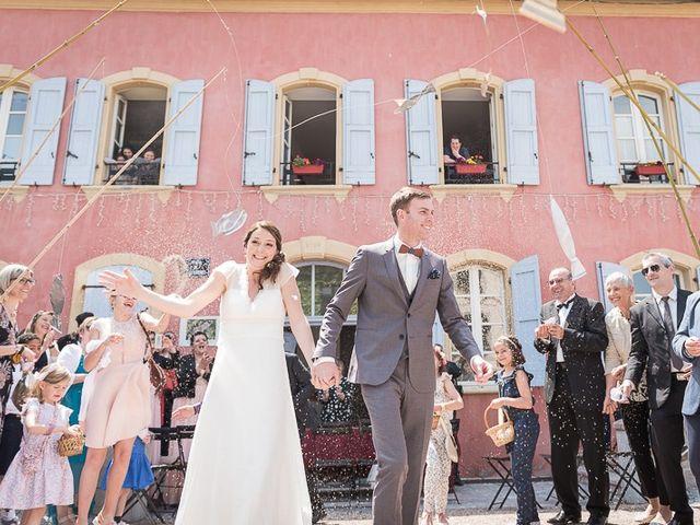 Le mariage de Guillaume et Sandra à Carla-Bayle, Ariège 1