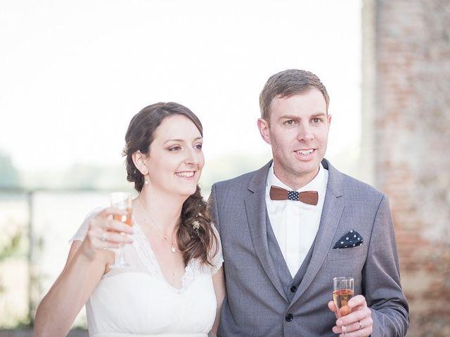 Le mariage de Guillaume et Sandra à Carla-Bayle, Ariège 18