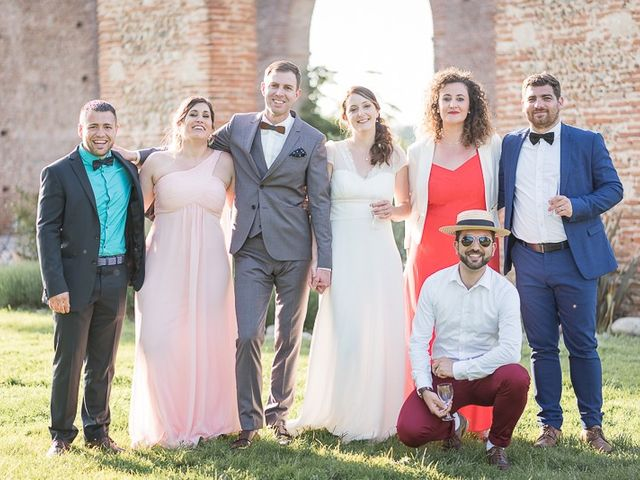 Le mariage de Guillaume et Sandra à Carla-Bayle, Ariège 19