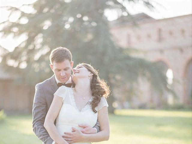 Le mariage de Guillaume et Sandra à Carla-Bayle, Ariège 20