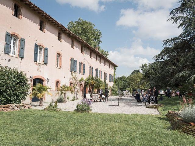 Le mariage de Guillaume et Sandra à Carla-Bayle, Ariège 23