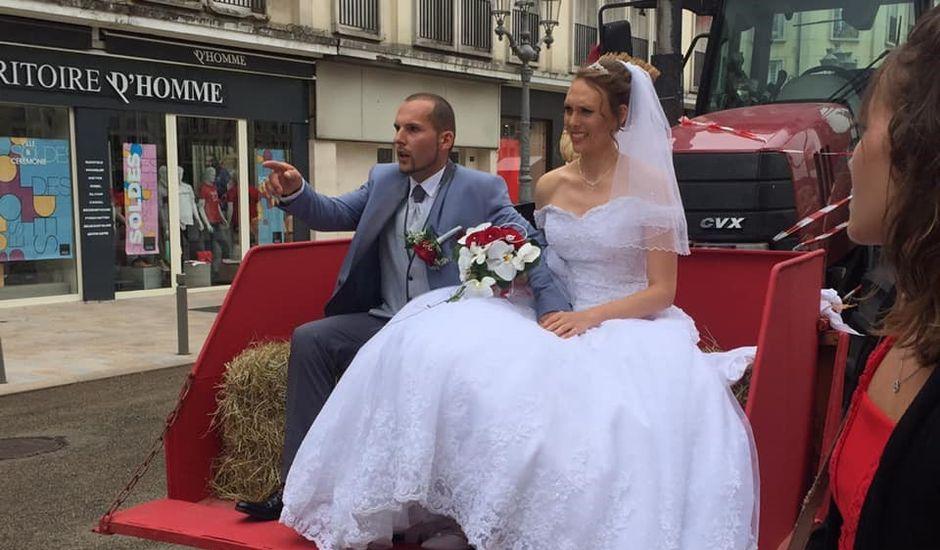 Le mariage de Mickael et Steffy à Beauvais, Oise
