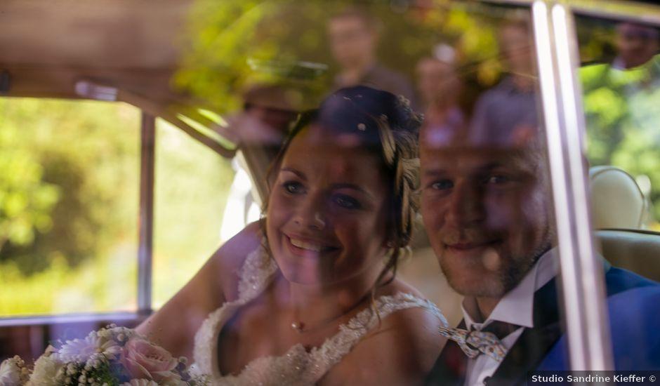 Le mariage de Tanguy et Sarah à Herbitzheim, Bas Rhin