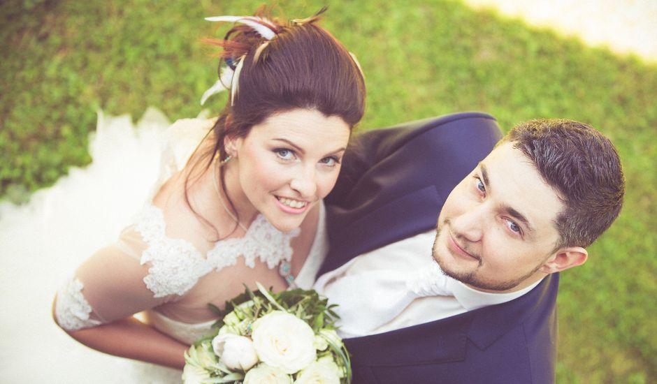 Le mariage de Laurent et Vanessa à Cluses, Haute-Savoie