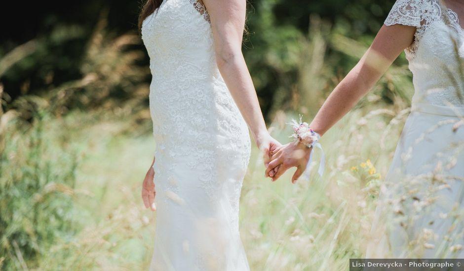 Le mariage de Maeva et Julie à Vendoeuvres, Indre