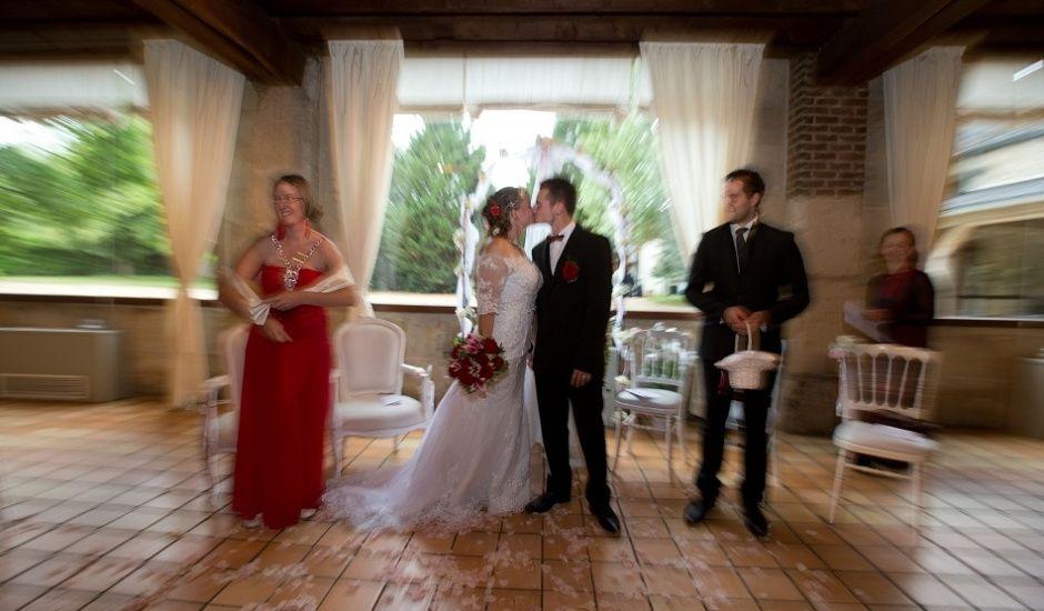 Le mariage de Audrey et Yohann à Gasny, Eure