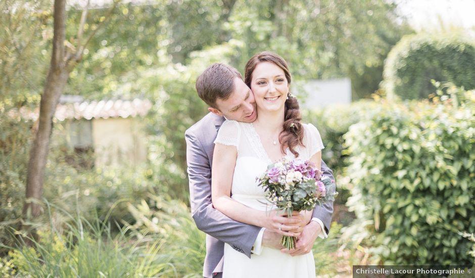 Le mariage de Guillaume et Sandra à Carla-Bayle, Ariège