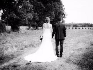 Le mariage de Clélia et Benjamin 1